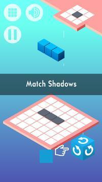 阴影3D方块拼图游戏图4