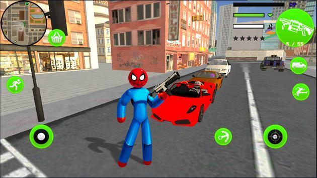 蜘蛛钉绳英雄图3