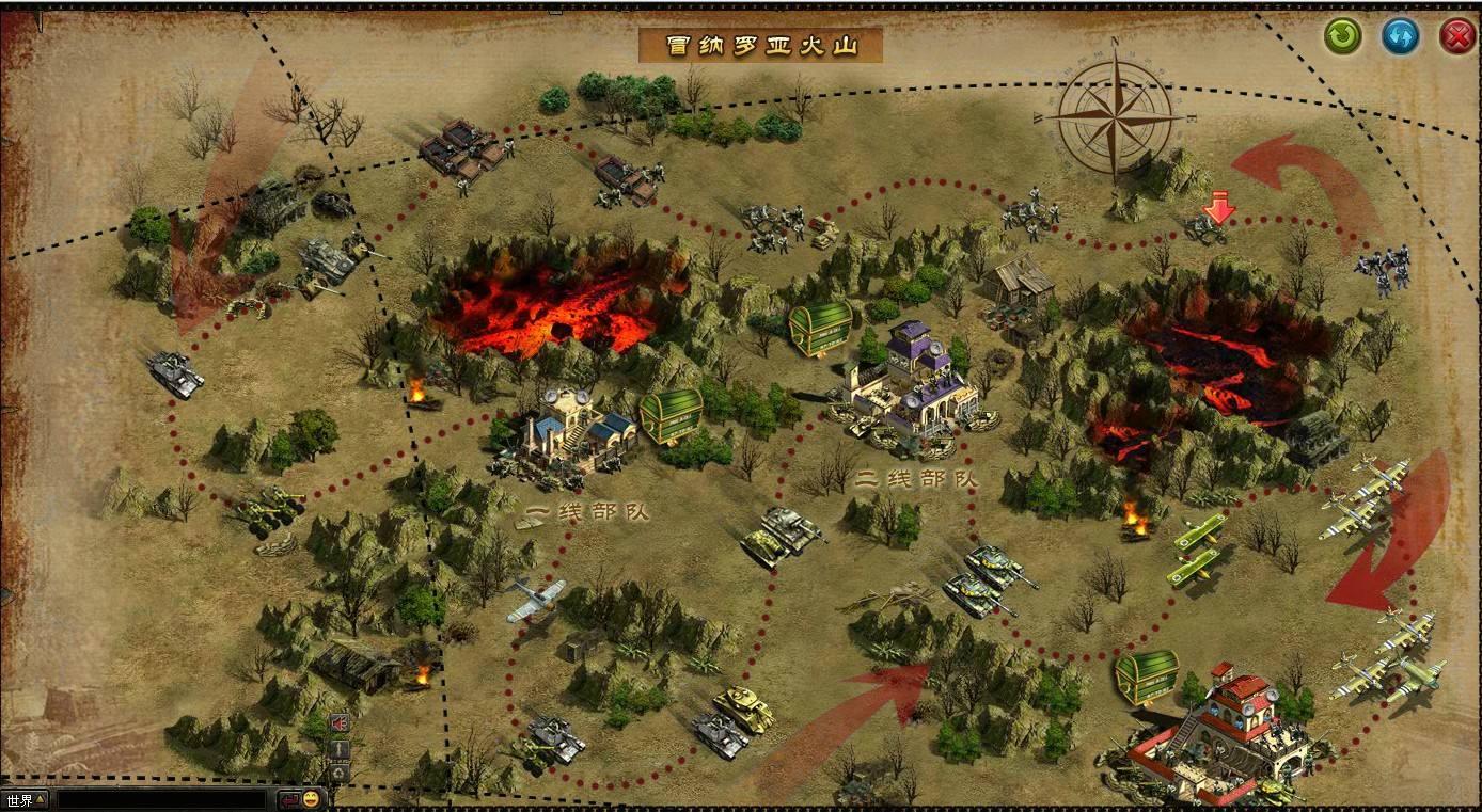 超火爆的策略战斗游戏