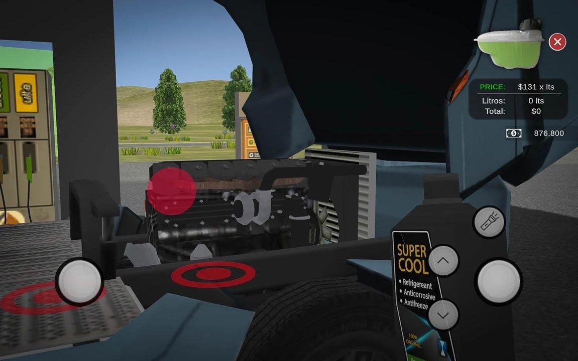 大卡车模拟器2无限金币中文版图2