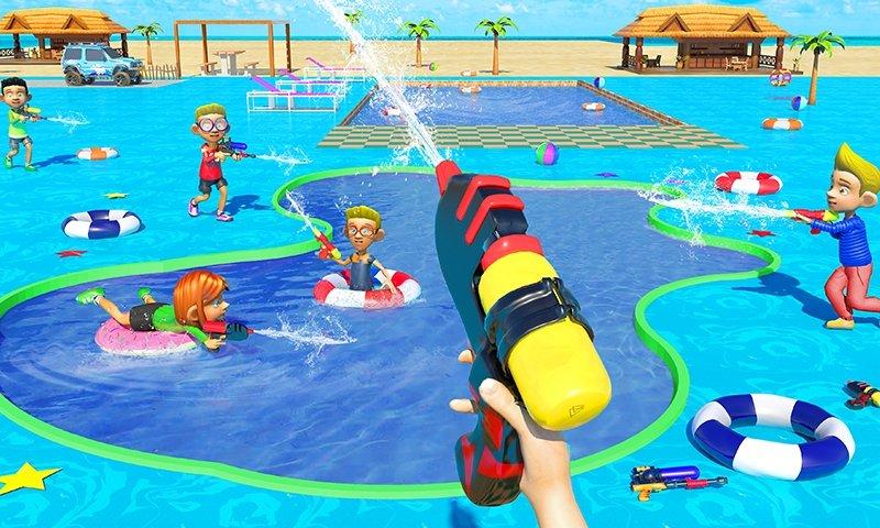 竞技场水上射击破解版图2