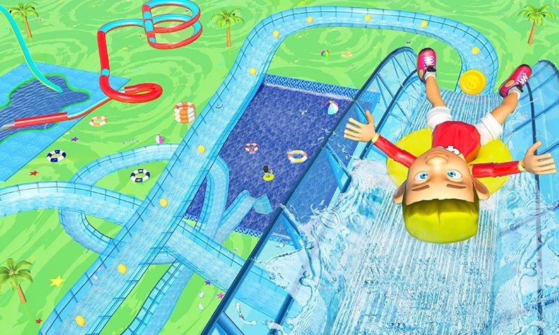 竞技场水上射击破解版图4