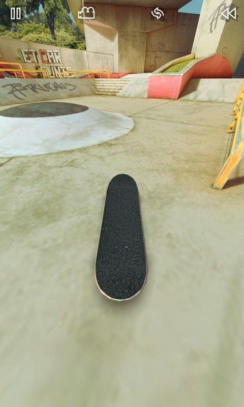 真实滑板中文破解版图4