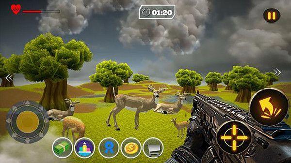 免费猎鹿3D图3