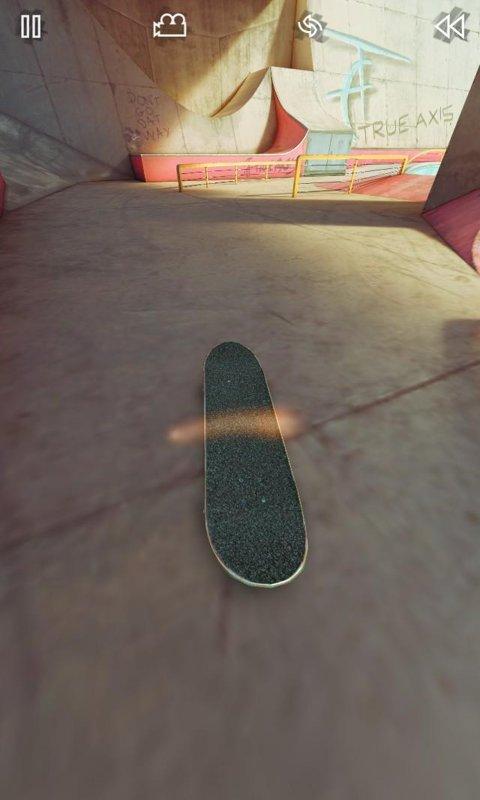 真实滑板中文破解版图2