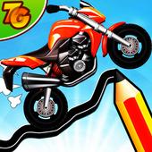 路画摩托赛2游戏手机版