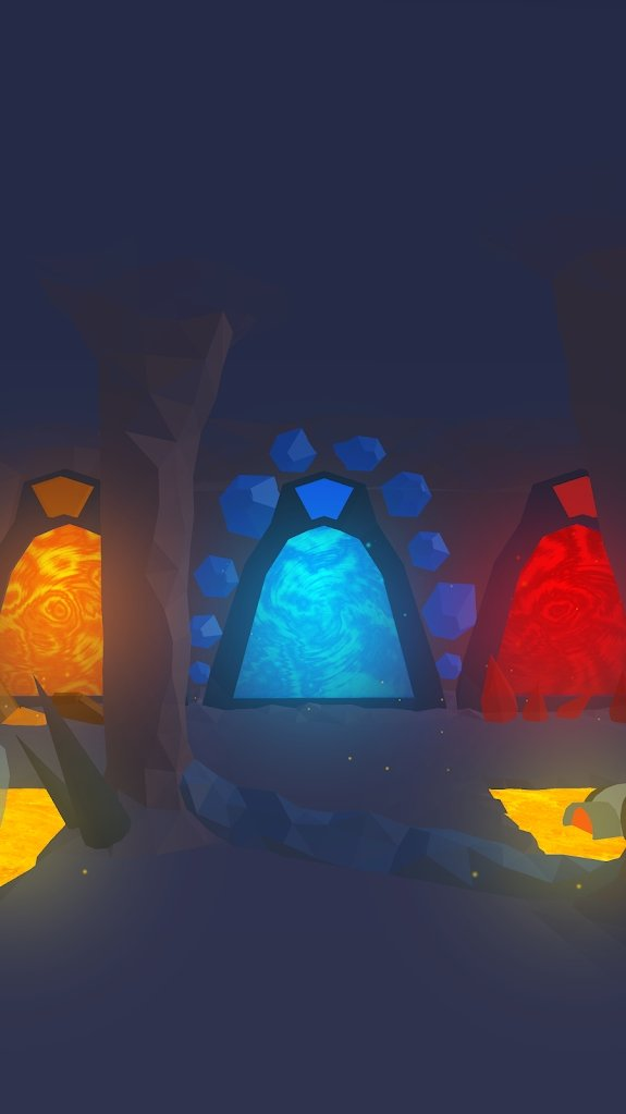 海龙神秘的冒险逃脱图3