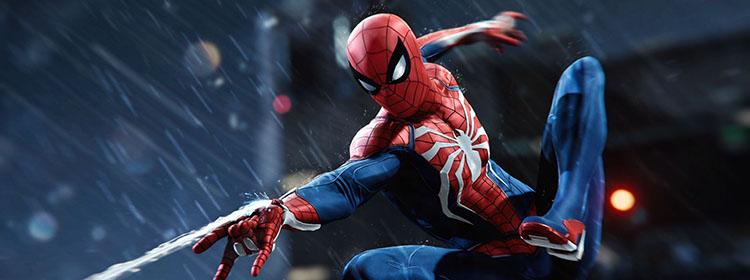 可以当蜘蛛侠的手机游戏