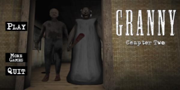 恐怖奶奶最新中文版图1