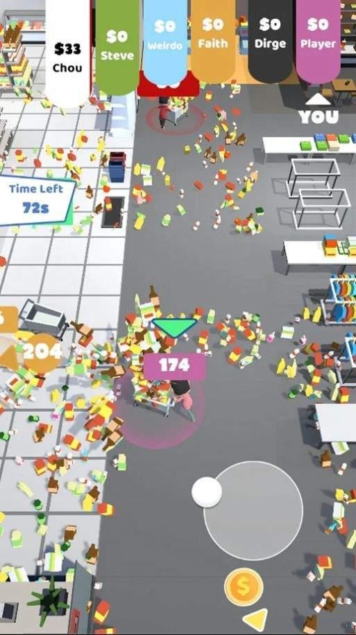 超市购物狂大乱斗图3