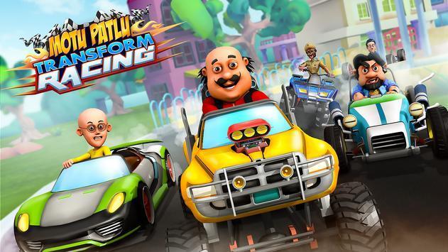 Motu Patlu卡丁车赛车游戏手机版图3