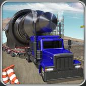 建筑货车3dsim游戏