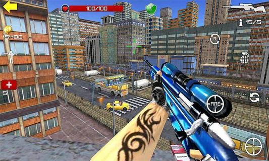 3D狙击杀手2图2