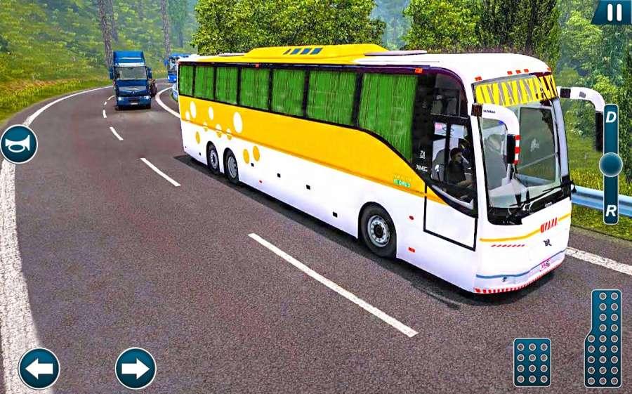 城市公交模拟器游戏手机版图4