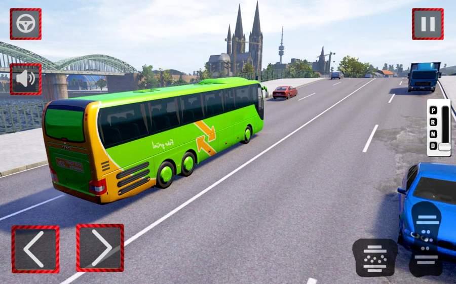 城市公交模拟器游戏手机版图1