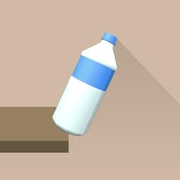 翻转塑料瓶