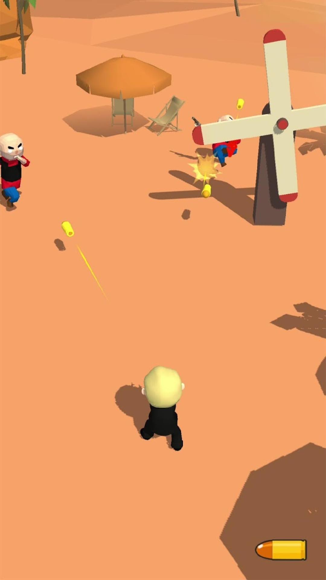火柴人特工3D图1
