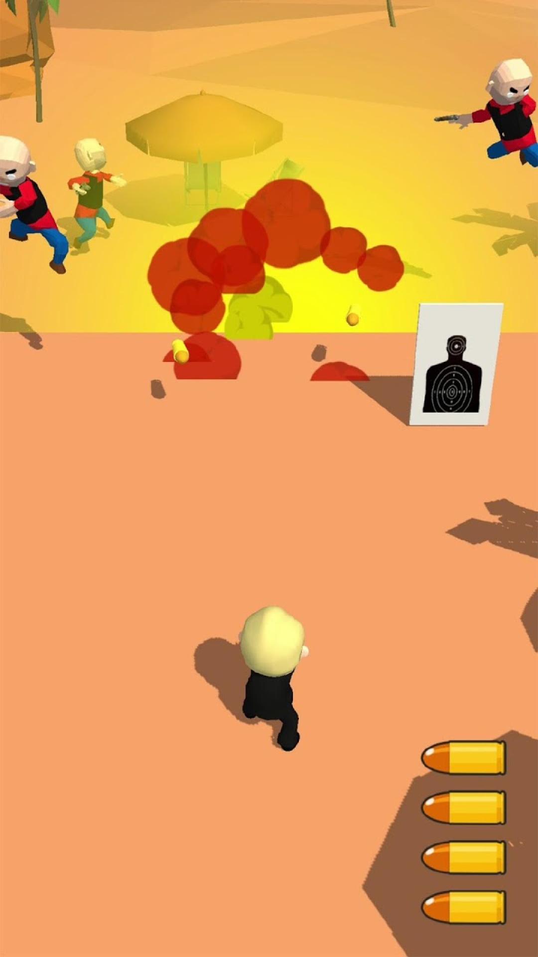 火柴人特工3D图5