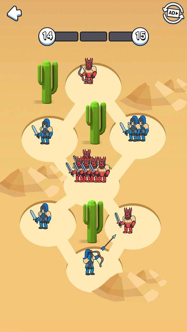 战争自走棋图2