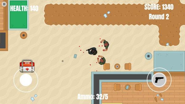 僵尸突袭生存之道游戏手机版图3