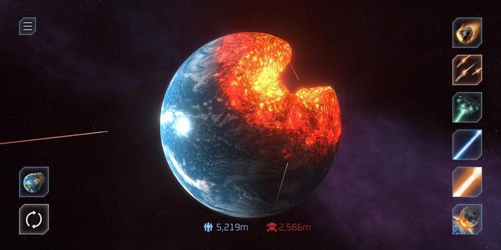 星球爆炸模拟器中文汉化破解版图1