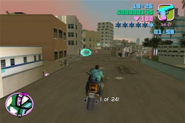 侠盗猎车手罪恶都市中文手机版