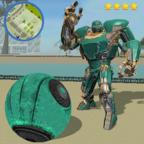 未来战警机器人