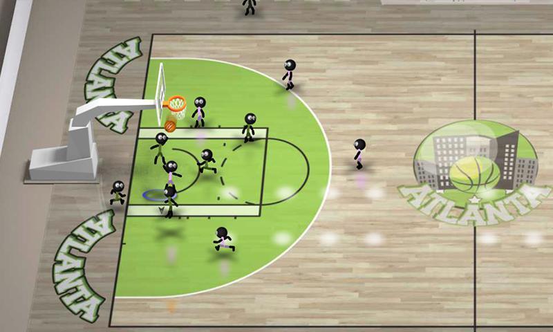 火柴人篮球破解版图4