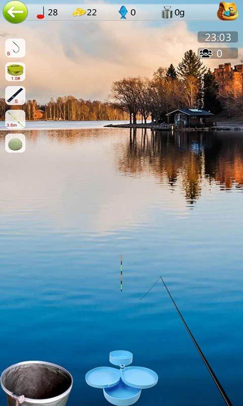 钓鱼看漂游戏