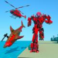 大鲨鱼机器人模拟器
