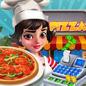 比萨制造商餐厅收银机游戏