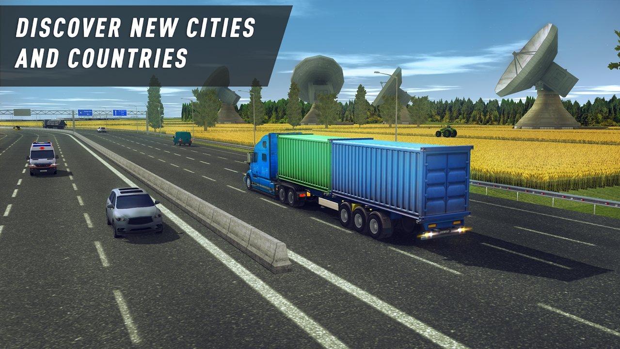卡车世界欧美之旅破解版无限金币图3