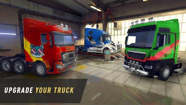 卡车世界欧美之旅破解版无限金币