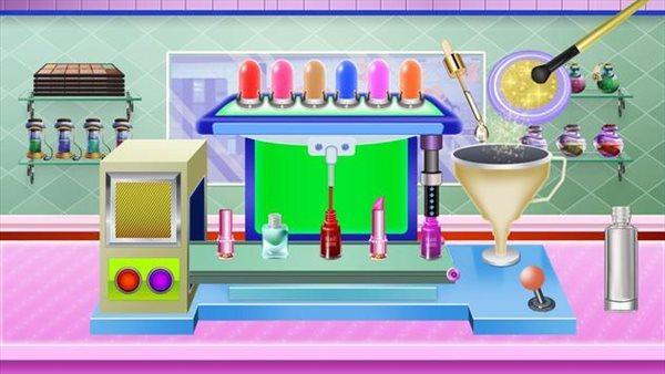 指甲油和唇膏工厂化妆套件制造商