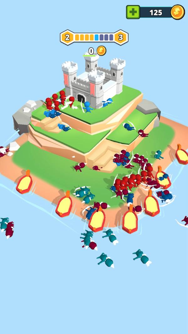 岛屿冲突图4