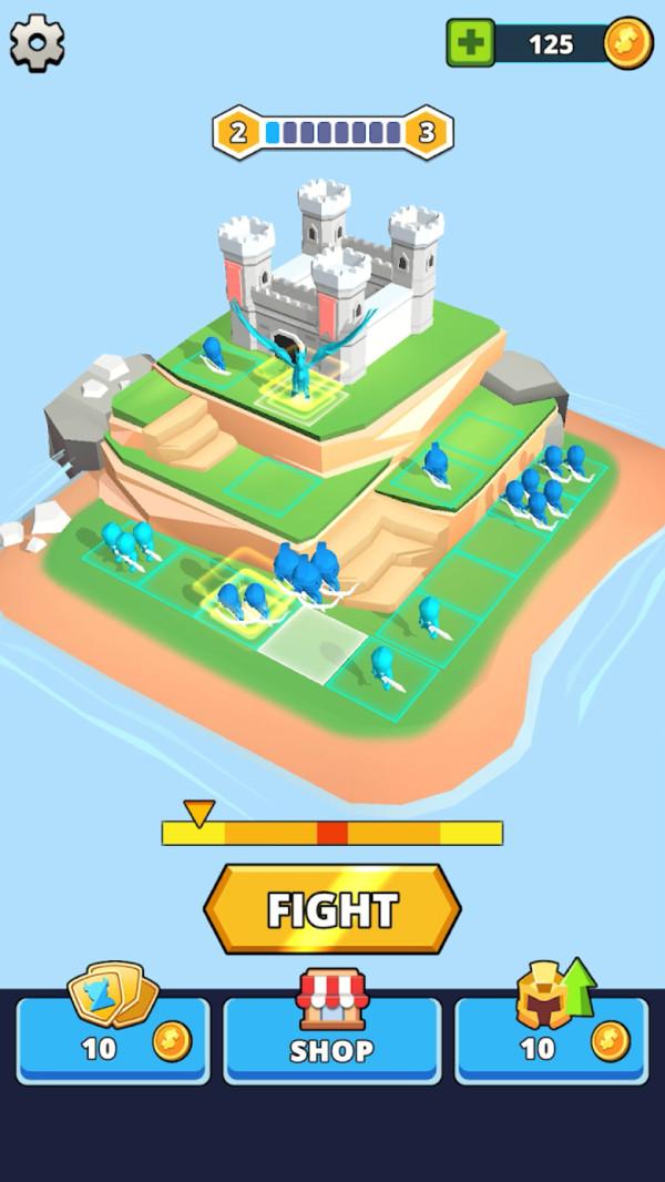 岛屿冲突图2
