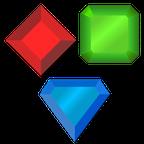 红绿蓝钻石