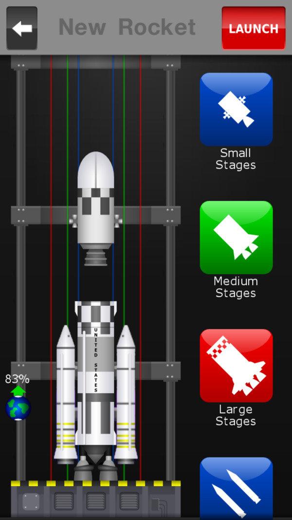 航天模拟器无限燃料破解版图1