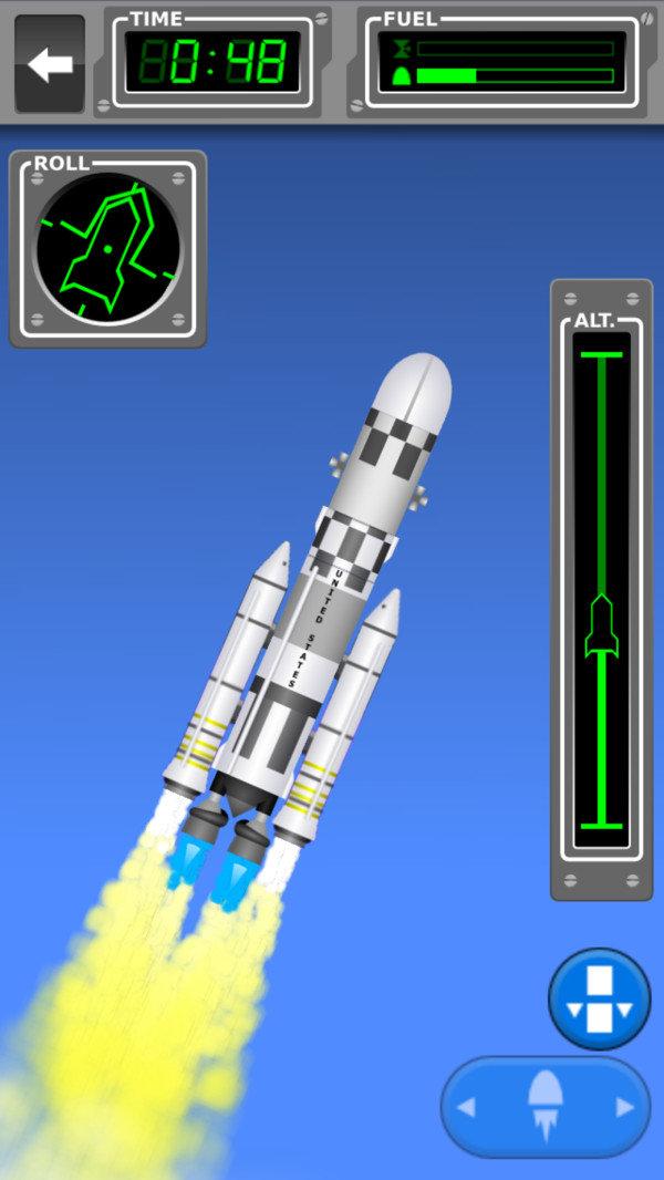 航天模拟器无限燃料破解版图3