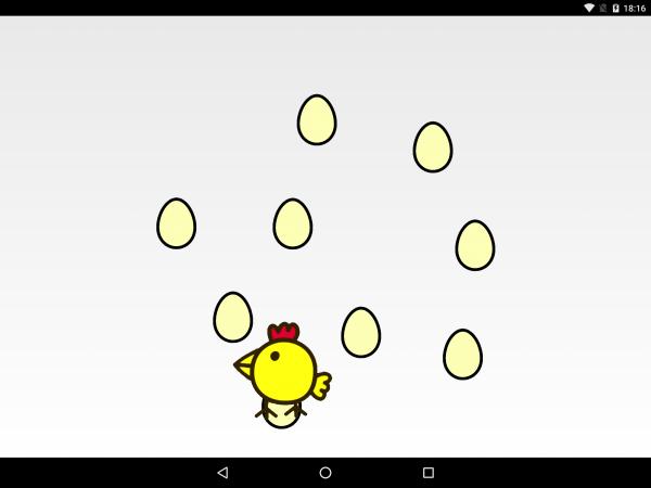 快乐小鸡图1