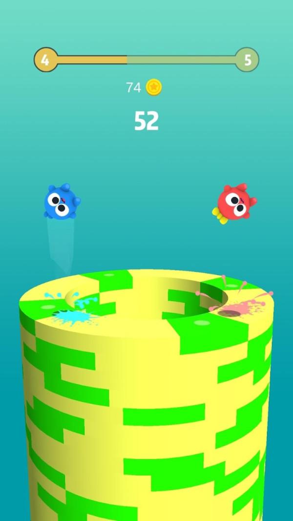糖果粉碎球游戏图3