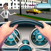 出租车模拟TaxiSimulator