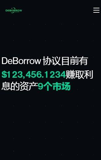 DeBorrow图1