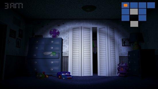 玩具熊的五夜后宫4破解版图3