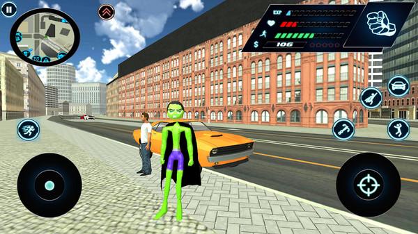 绿巨人绳索英雄图4