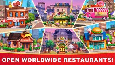 疯狂大厨玩转餐厅图2