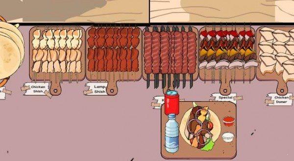 烤肉串串店图1