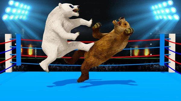 战斗熊格斗图3
