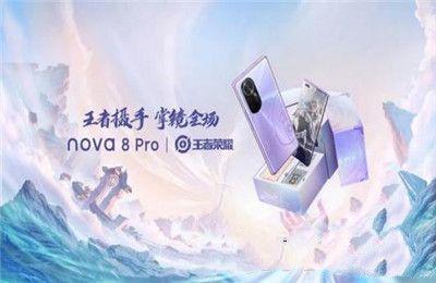 华为nova8王者荣耀梦幻联动高清壁纸图2