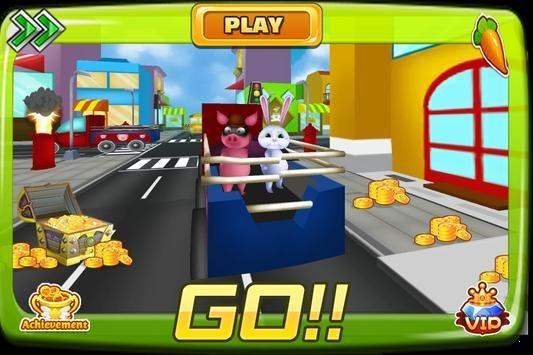 地铁兔子逃脱图3
